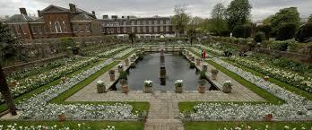 memorial garden garden dedicated to princess diana opens at kensington palace abc news