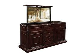 Ashley Greensburg Bedroom Set Custom Designed Flat Screen Tv Lift Furniture