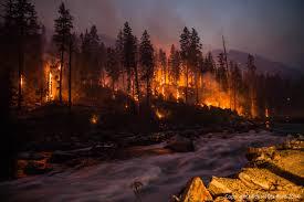 Fire Evacuations Stevens County by Emergency
