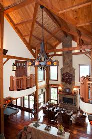 timber frame home interiors lake travis timber frame residential project photo gallery
