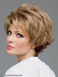 pictures on womens short hairstyles for fine thin hair cute