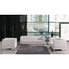 Tufted Faux Leather Sofa 22 Best Sofa Inspiration Images On Pinterest White Leather