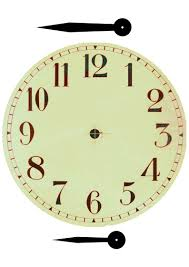 printable clock template without numbers image detail for because i am a freelance writer and not bound by