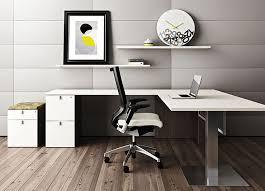 white l shaped desk contemporary office desk desk furniture