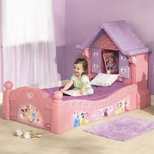 lovely purple kids bedroom painting combined with pink princess baby nursery