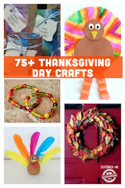 thanksgiving crafts activities