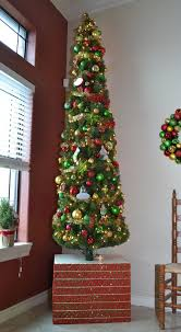 artificial christmas tree stand tired of finding tree turned in the middle of the living