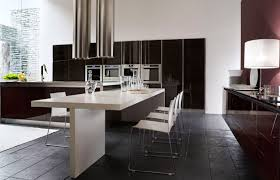 Black And White Kitchen Interior by Kitchen Kitchen Contemporary White Kitchen Design Images For