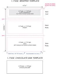free bar wrapper templates bar wrappers template search baby shower ideas