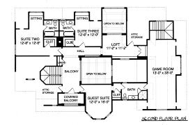 Gambrel House Floor Plans Gambrel Edg Plan Collection