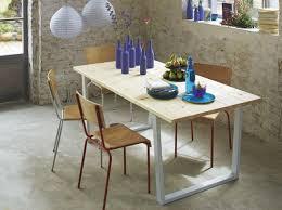 table cuisine alinea table salle a manger alinea idées de design maison faciles