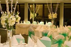 Lit Branches Wedding Lighting Tying The Knot With Napkin