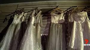 Wedding Dress Store Dozens Of Wedding Dresses Destroyed In Queensland Bridal Store Fire