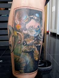 tristana tattoo league of legends by ryuseipt on deviantart