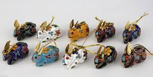 rabbit ornaments rainforest islands ferry