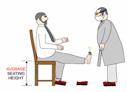 Height Of Average Desk Ergonomic Factors