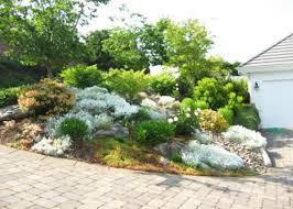 pleasant design ideas rock garden designs for front yards dry