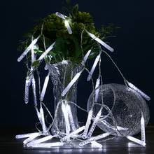 popular battery icicle lights buy cheap battery icicle lights lots