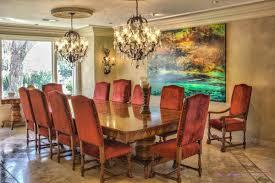 velvet formal dining room chandelier