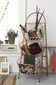 best 25 storage baskets ideas on pinterest hanging wall baskets ladder storage basket