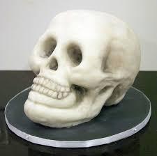 Halloween Skull Cakes by Halloween Skull Cake A Photo On Flickriver