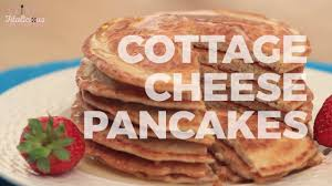 Protein Pancakes With Cottage Cheese by Cottage Cheese Protein Pancakes Youtube