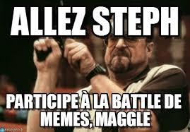 Am I The Only One Here Meme - allez steph am i the only one around here meme on memegen