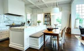 Kitchen Island With Built In Seating Kitchen Island With Built In Seating Altmine Co