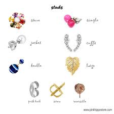 earring back types everything you need to about earrings pink hippo store