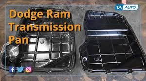 2004 dodge ram 1500 5 7 hemi transmission how to install replace transmission pan 2003 2009 dodge ram 1500