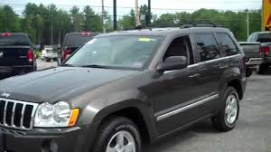 jeep grand 2006 limited 2006 jeep grand limited stk t6804a southern maine motors