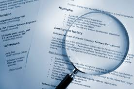 what is resume resume for your job application