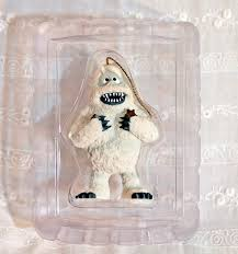 bumble abominable snowman snow monster vintage rudolph red nosed