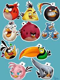 angry birds birds sketch redmund shou deviantart