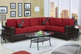 red sofa living room ideas interior stunningate modern white
