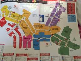 mall map picture of sawgrass mills tripadvisor