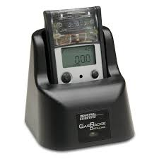 gasbadge pro single gas detector portable gas monitor