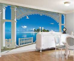 online get cheap palace wall mural aliexpress com alibaba group 3d customized wallpaper custom 3d wallpaper european style 3d stereo palace maldives background wall mural 3d