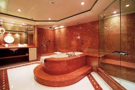 Big Bathrooms Ideas Red Cabinets In Bathrooms Amazing Perfect Home Design
