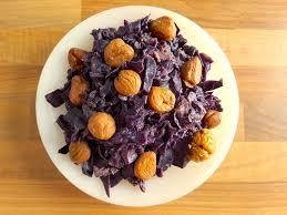 cuisine chataigne chou chataigne recette automnale miss elka