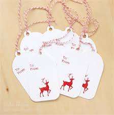the apple crate reindeer christmas gift tags