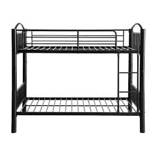 Black Bunk Beds Acme Furniture Cayelynn Black Bunkbed 37385bk The