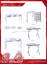 simple design manicure table used nail salon tables wholesale
