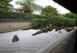 zen garden design u2013 jitei white