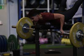 Bench Barbell Row New Event At Fitnessfestivalen Rga 1rm Seal Row Challenge Win A