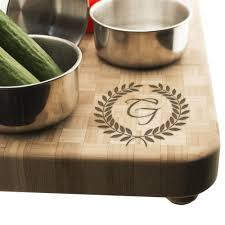 cutting butcher block kitchen chopping block company custom butcher block cutting board with 3 bowls monogrammed butcher block cutting board with 3 bowls