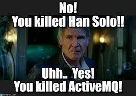 Solo Meme - no you killed han solo han solo all of it meme on memegen