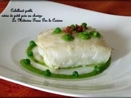 cuisiner du colin recettes de colin et saumon