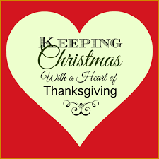 keeping with a of thanksgiving keepers ministry