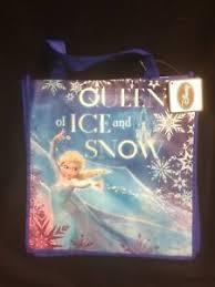 disney princess reusable tote frozen queen else goody favor treat